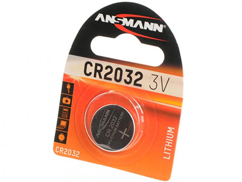 Батарейка CR2032 - Ansmann 5020122-RU