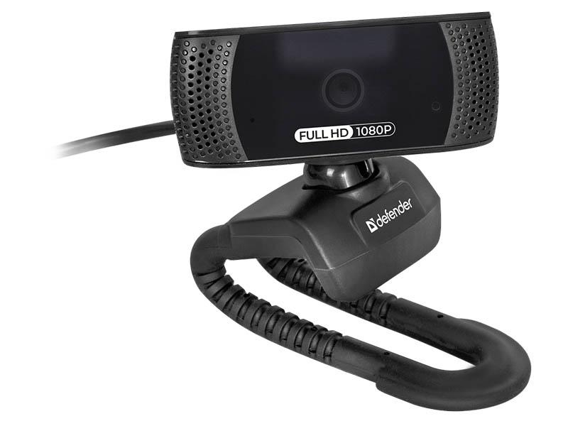 Фото - Вебкамера Defender G-lens 2694 63194 web камера defender g lens 2693 коричневый и черный [63693]