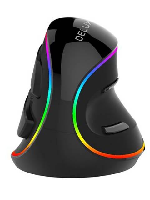 Мышь Delux KM-M618 Plus RGB