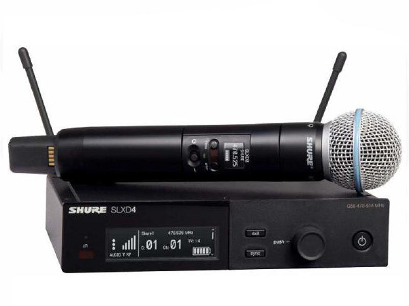 Радиосистема Shure SLXD24E/B58 H56