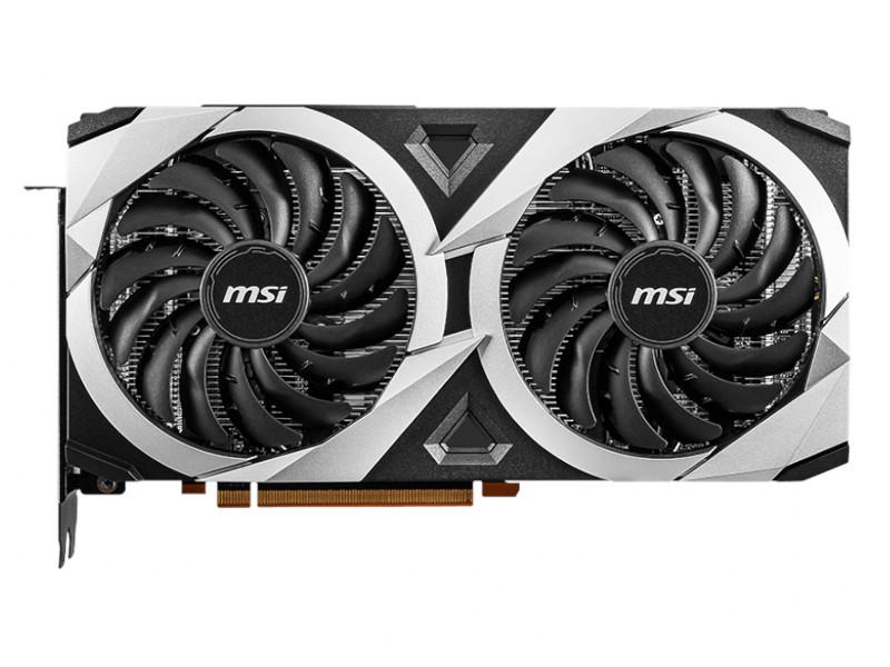 Видеокарта MSI Radeon RX 6700 XT 2474Mhz PCI-E 4.0 12288Mb 16000Mhz 192 bit 3xDP HDMI MECH 2X 12G