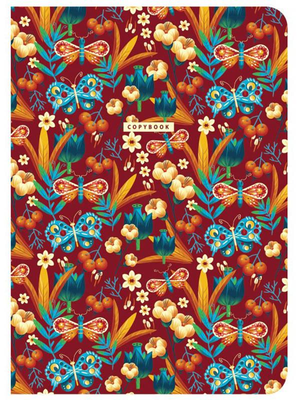 Тетрадь Brauberg Pattern B5 60 листов 403813