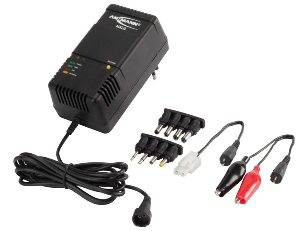 Зарядное устройство Ansmann 1001-0023 ACS 110 14079