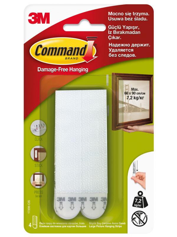 Застежки для картин Command 17206