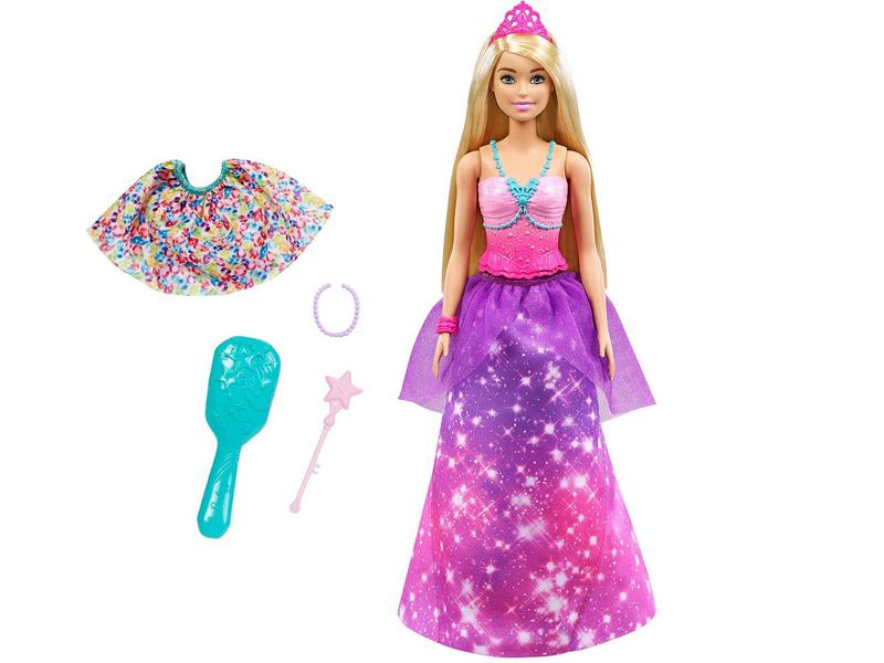 Кукла Mattel Barbie Принцесса GTF92