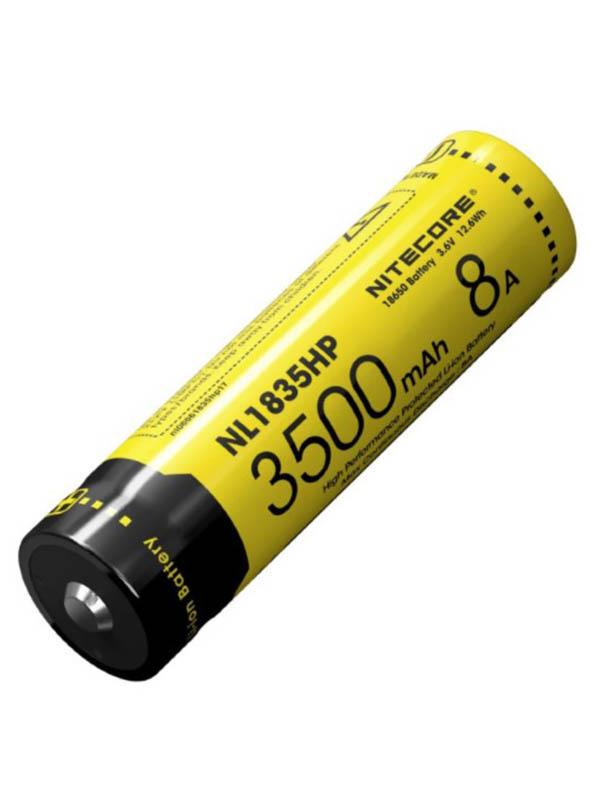 Аккумулятор 18650 - Nitecore NL1835HP Li-Ion 3500mAh 16890