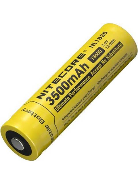 Аккумулятор 18650 - Nitecore NL1835 Li-Ion 3500mAh 15630