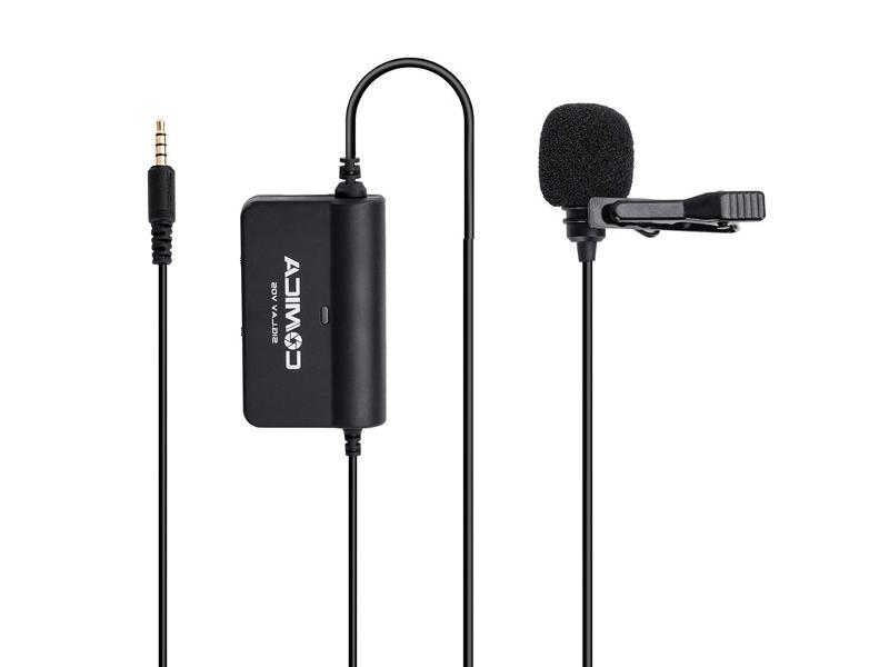 Микрофон Comica CVM-Sig.Lav V05 Mini Jack 3.5mm 15579