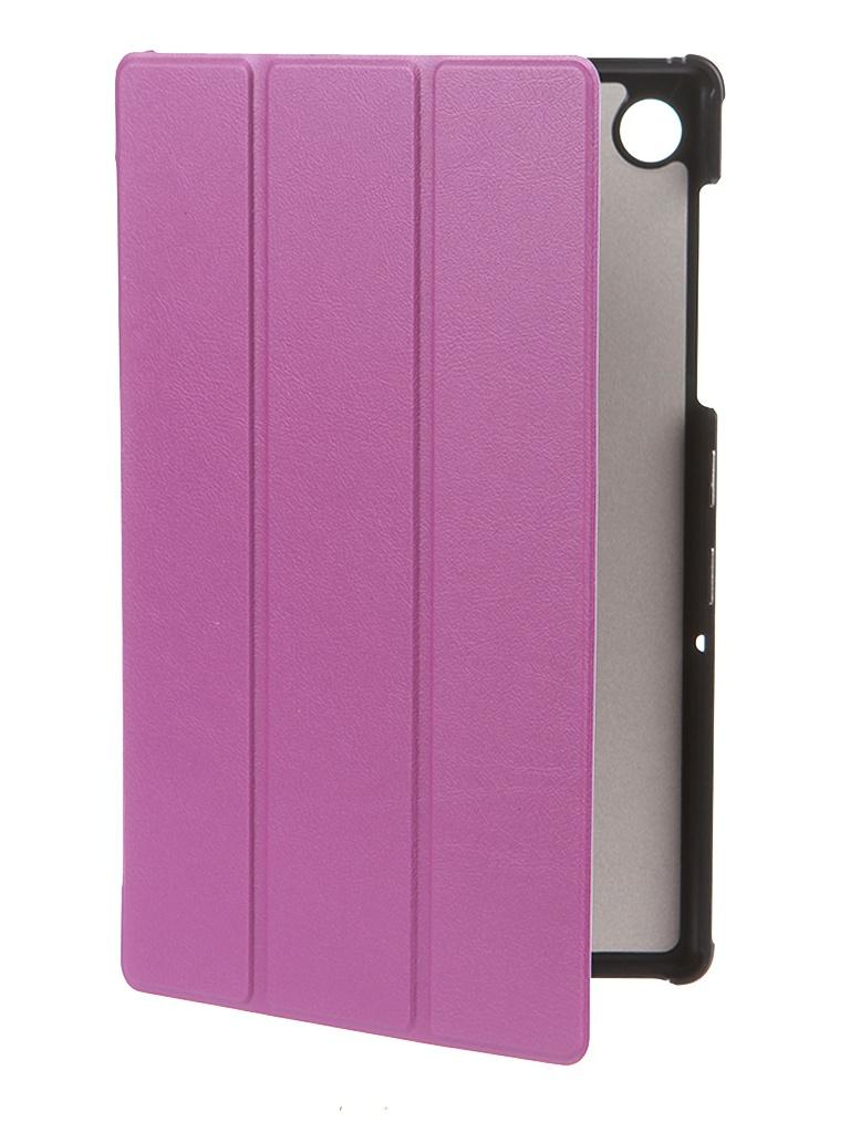 Чехол Palmexx для Lenovo M10 Plus 10.3 Smartbook Lilac PX/SMB-LEN-M10P-PUR