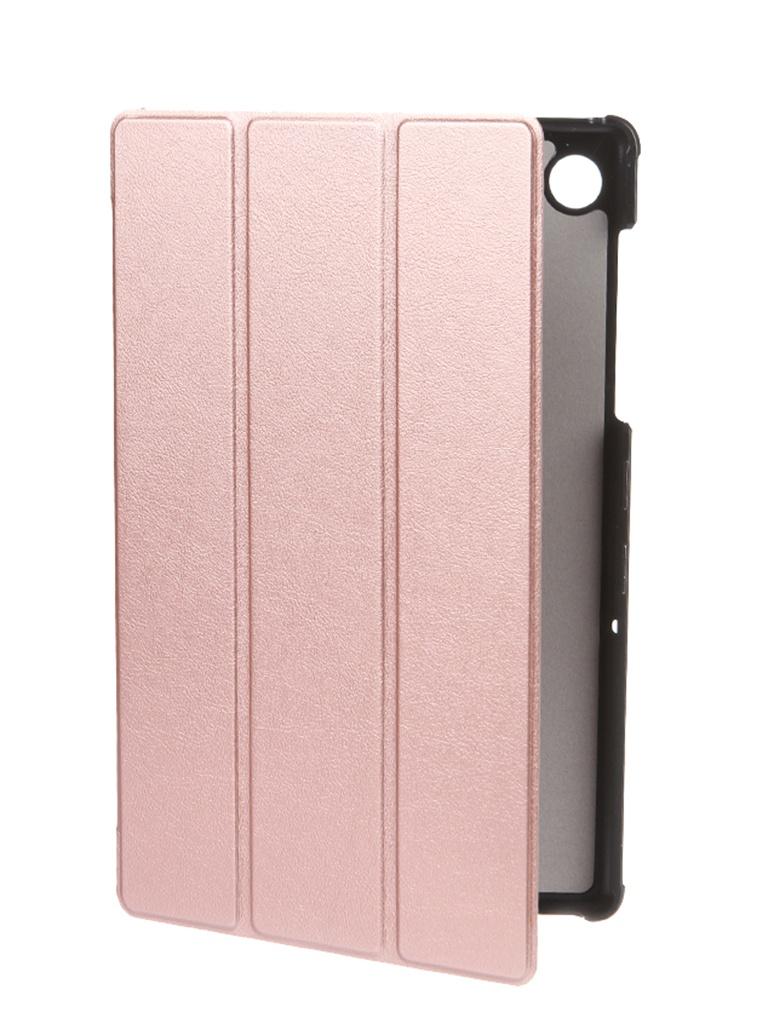 Чехол Palmexx для Lenovo Tab M10 Plus 10.3 Smartbook Rose Gold PX/SMB-LEN-M10P-RSG