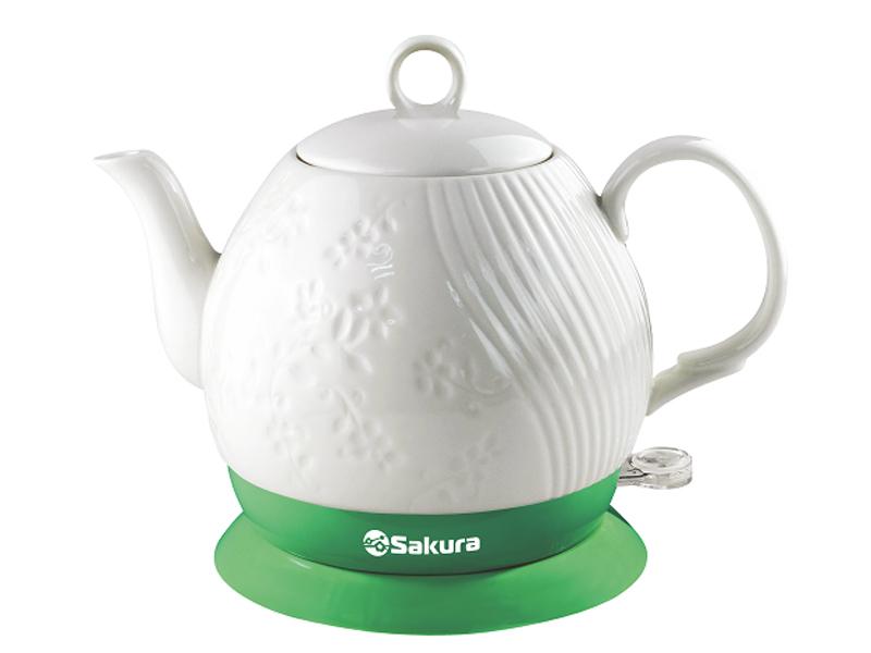 Фото - Чайник Sakura SA-2036G 1.2L чайник sakura sa 2720sbk 1 7l