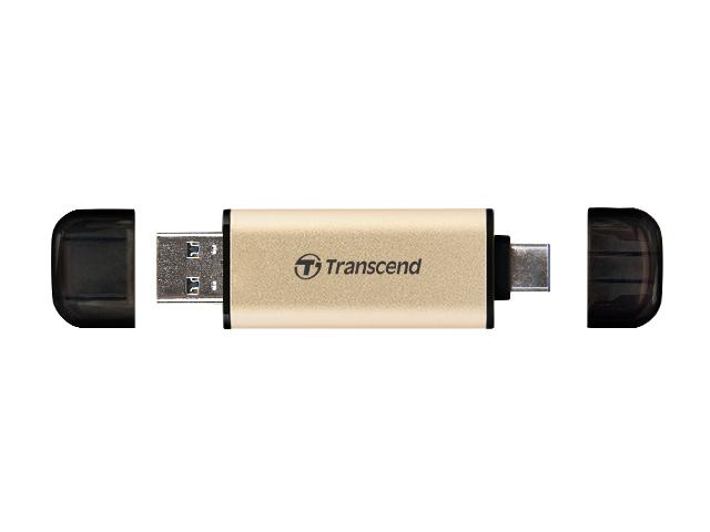 USB Flash Drive 256Gb - Transcend JetFlash 930C 3.2 Gen1 / 3.1 Gen 1 TS256GJF930C