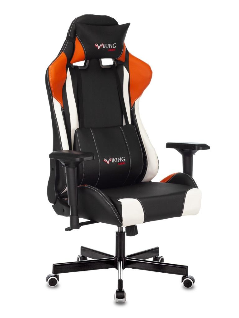 Компьютерное кресло Zombie Viking Tank Orange 1468524