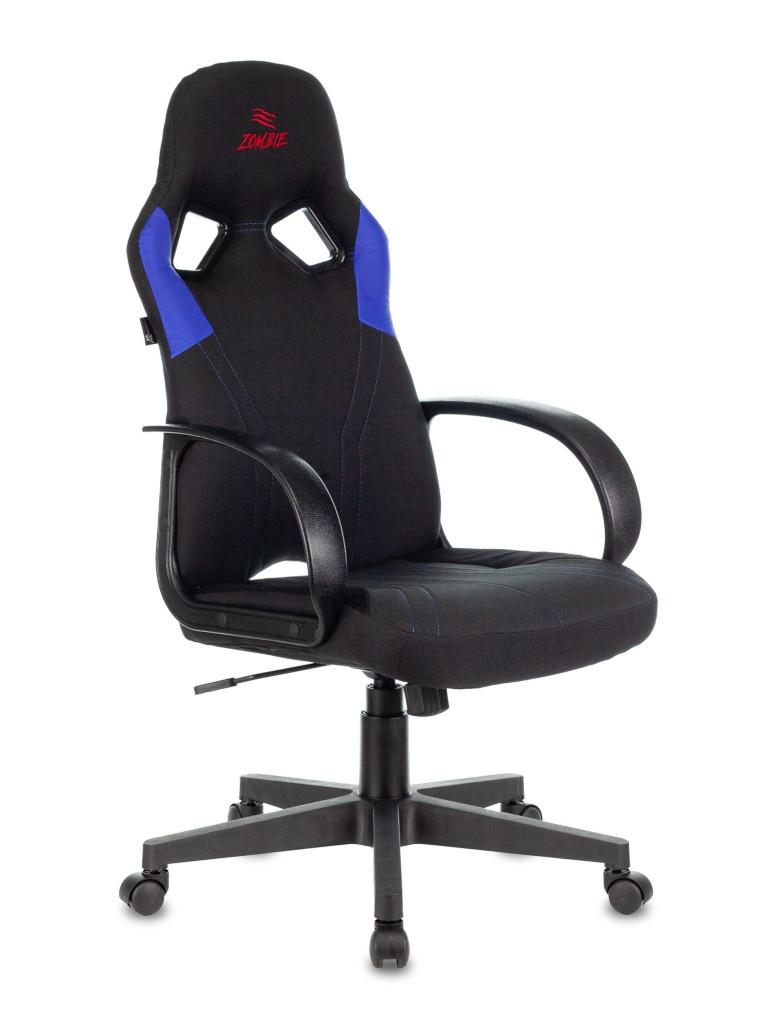 Компьютерное кресло Zombie Runner Blue 1399084