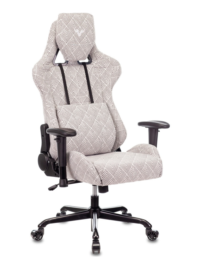 Компьютерное кресло Zombie Viking Loft R Grey 1427789