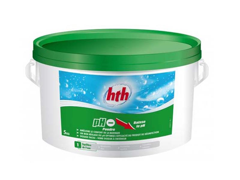 Порошок HTH pH минус 5kg S800813H2
