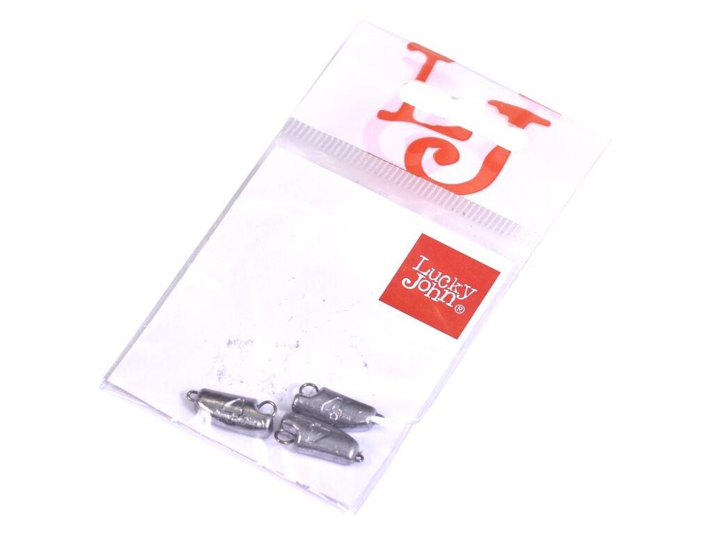 Грузило Lucky John Jig Rover 4g 3шт LJR-004