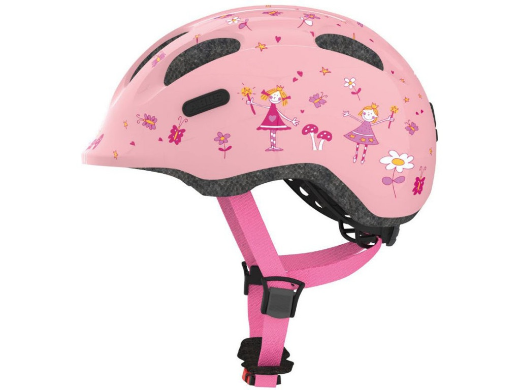 Шлем Abus Smiley 2.0 S (45-50) Pink Princess