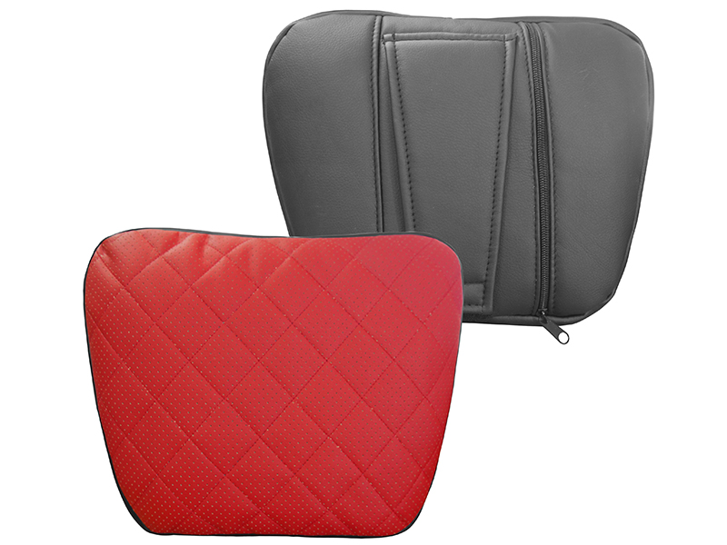 Подушка PSV Lux Way Ромб Red 131798