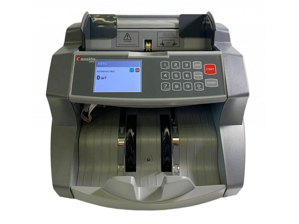 Счетчик Cassida 6650 LCD I/IR