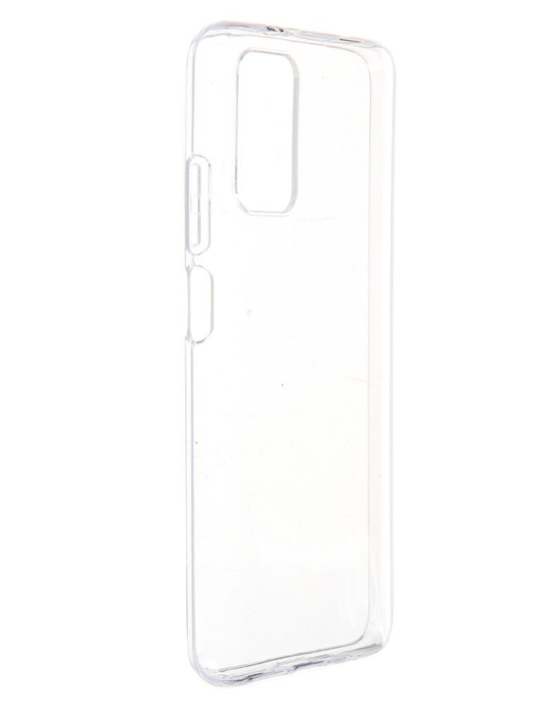 Чехол Brosco для Xiaomi Redmi 9T TPU Transparent XM-R9T-TPU-TRANSPARENT
