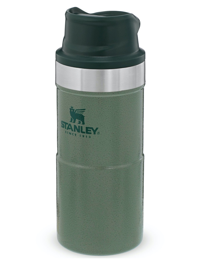 Термокружка Stanley The Trigger-Action Travel Mug 350ml Green 10-09848-006