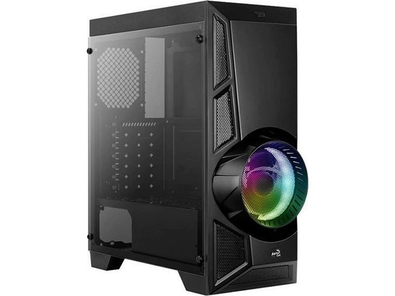 Корпус AeroCool AeroEndine RGB ATX 2.03 Black 56364