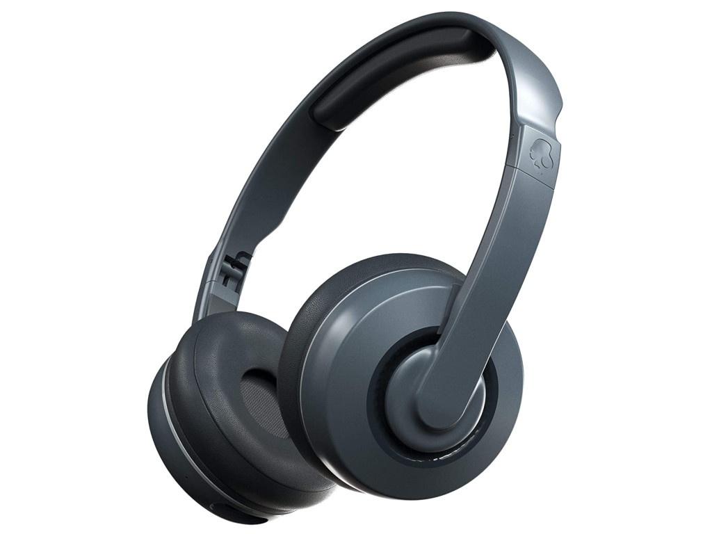 Наушники Skullcandy Cassette Wireless On-Ear Grey S5CSW-N744