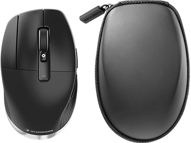 Мышь 3D-Connexion CadMouse Pro Wireless Left 3DX-700079