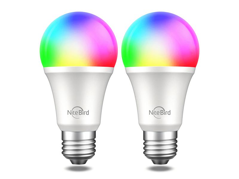 Лампочка Nitebird Smart Bulb 2шт Multi WB4-2 pcs/pack