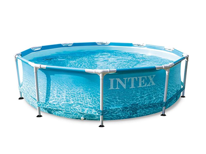 Бассейн Intex Metal Frame 305x76cm 28206