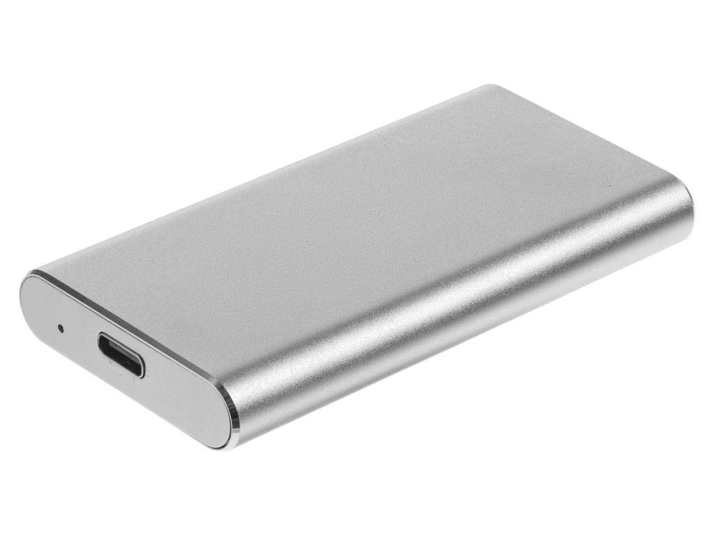 Твердотельный накопитель Uniscend Drop 256Gb Silver 20999.10