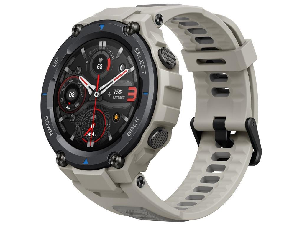 Умные часы Xiaomi Amazfit A2013 T-Rex Pro Desert Grey