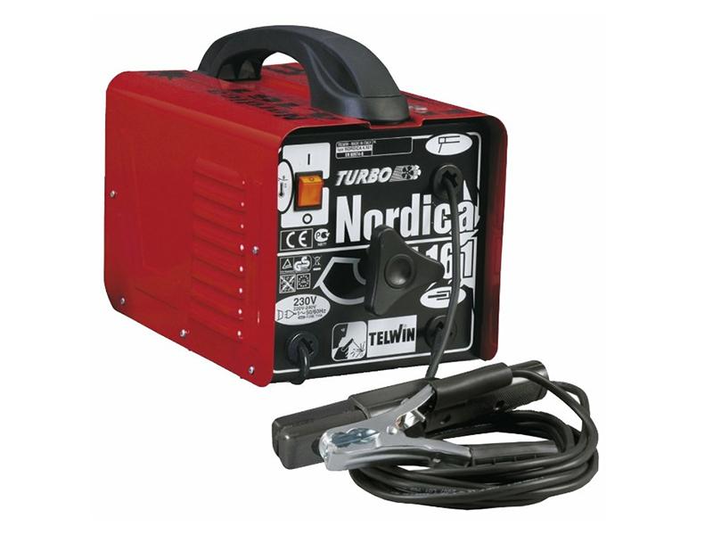 Фото - Сварочный аппарат Telwin Nordica 4.161 Turbo 814103 сварочный аппарат telwin maxima 270 synergic 816126