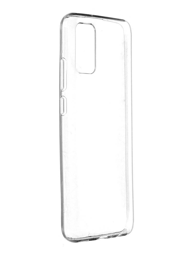 Чехол Innovation для Samsung Galaxy A02 Transparent 19791