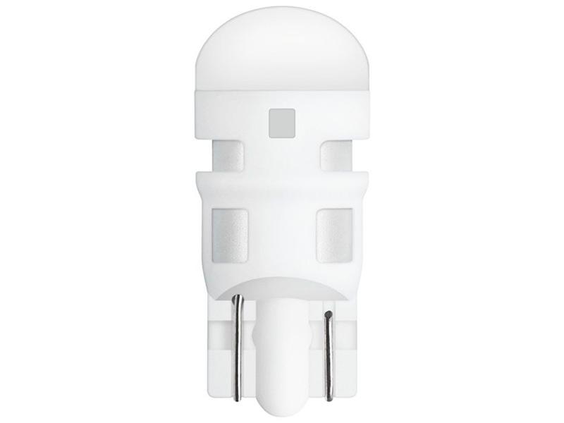 Лампа Osram W5W 12V-LED (W2.1x9.5d) White 2шт 2825DWP-02B