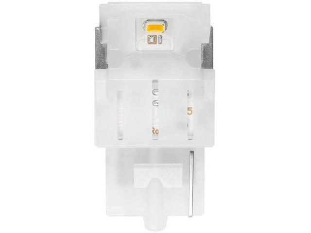 Лампа Osram W21W 12V-LED (W3x16d) Amber 2шт 7504DYP-02B