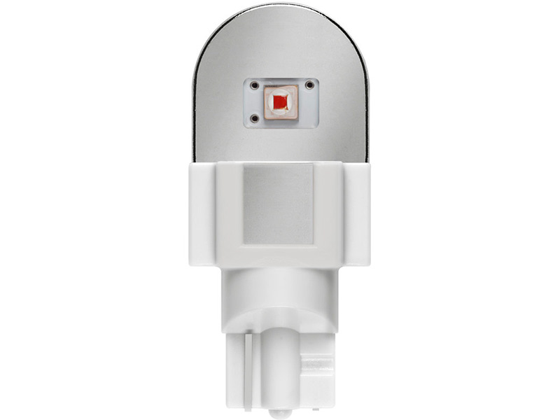 Лампа Osram W16W 12V-LED (W2.1x9.5d) Red 2шт 921DRP-02B