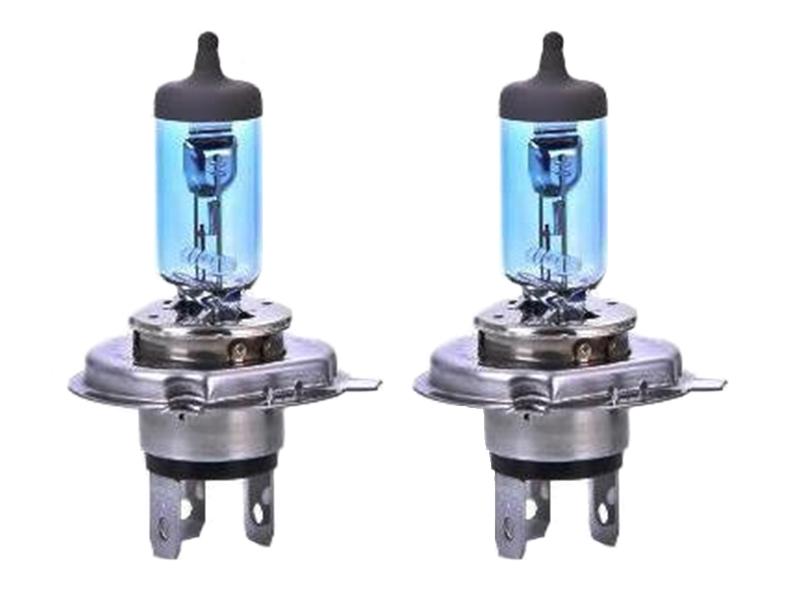 Лампа Koito H4 12V-60/55W (P43t) Whitebeam 2шт P0746W