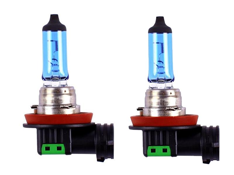 Лампа Koito H11 12V-55W (PGJ19-2) Whitebeam 2шт P0750W