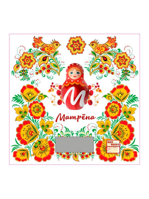 Весы Матрёна MA-033 Матрешка