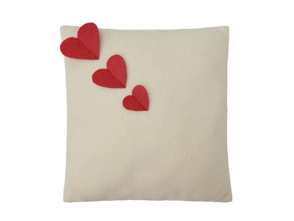 Подушка Smart Textile Любовь 33х33cm ST956