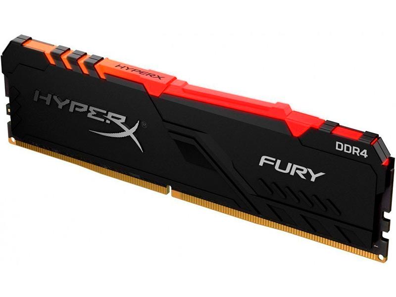 Модуль памяти HyperX Fury DDR4 DIMM 3600MHz PC-28800 CL18 -32GbHX436C18FB3A/32
