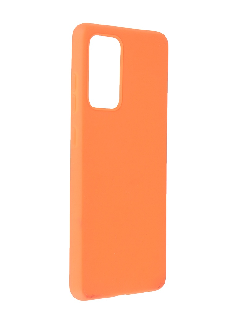 Чехол Red Line для Samsung Galaxy A52 Ultimate Orange УТ000024013