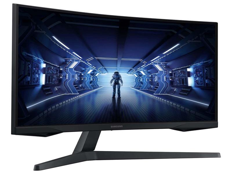 Монитор Samsung Gaming Odyssey G5 C32G54TQWI Curved Выгодный набор + серт. 200Р!!!