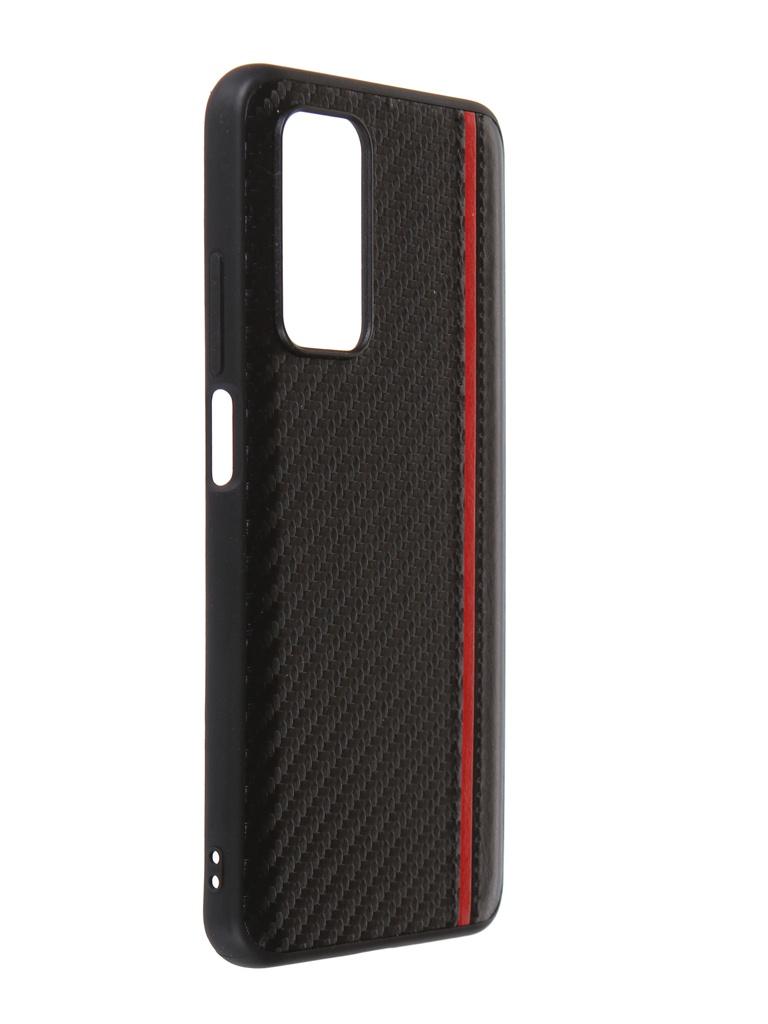 Чехол G-Case для Xiaomi Mi 10T / Pro Carbon Black GG-1320