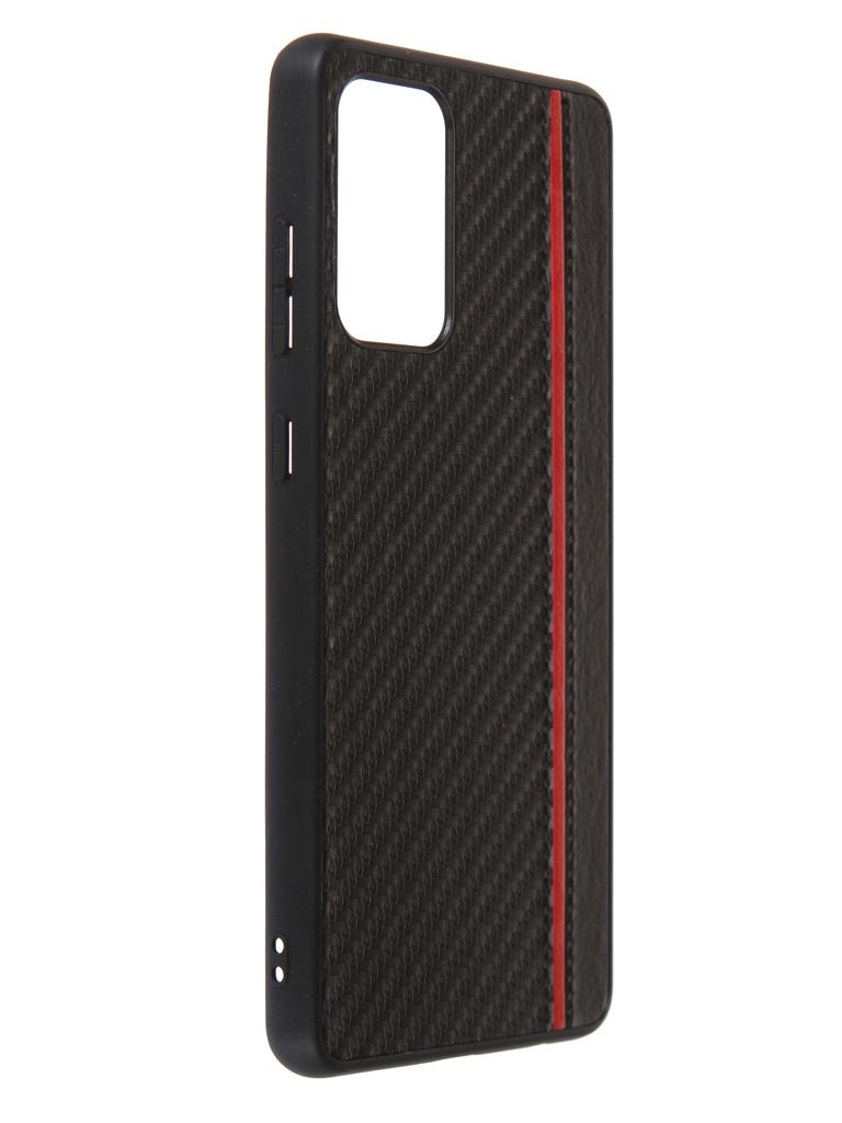 Чехол G-Case для Samsung Galaxy A72 SM-A725F Carbon Black GG-1316