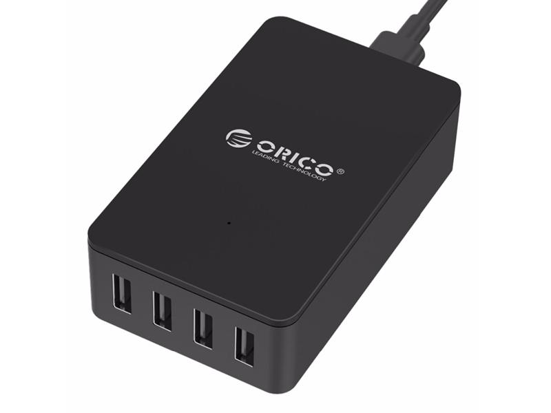Зарядное устройство Orico CSE-5U 5-Ports Black