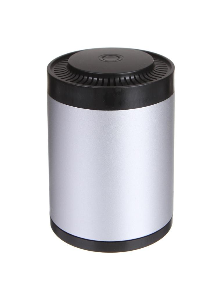 Освежитель воздуха автомобильный Baseus Ripple Car CupHolder Air Freshener Silver SUXUN-BW0S