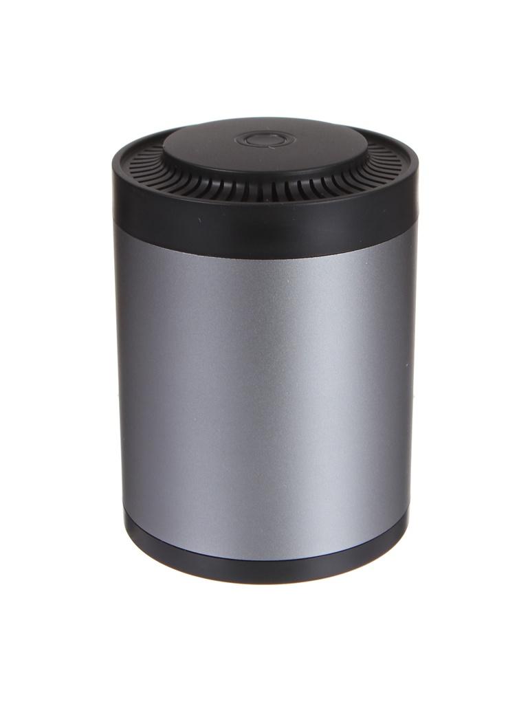 Освежитель воздуха автомобильный Baseus Ripple Car CupHolder Air Freshener Black SUXUN-BW01